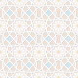 Traditional Ornamental Seamless Islamic Pattern Royalty Free Stock Image