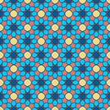 Traditional Ornamental Seamless Islamic Pattern Royalty Free Stock Photos