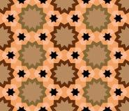 Traditional Ornamental Seamless Islamic Pattern Royalty Free Stock Photos