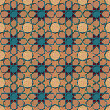 Traditional Ornamental Seamless Islamic Pattern Royalty Free Stock Images