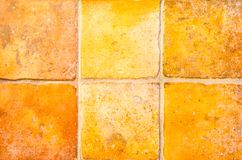 Traditional Ornamental Spanish Decorative Tiles, Original Ceramic Tiles On The Walls Of Buildings Stock Images