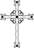 Traditional ornate religious cross Royalty Free Stock Photo
