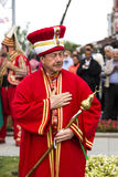 Traditional Ottoman army band Royalty Free Stock Photo