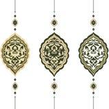 Traditional ottoman clean design Stock Photos