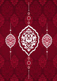 Traditional ottoman clean design Royalty Free Stock Photos