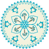 Traditional ottoman clean design. Traditional ottoman clean illustration design Royalty Free Stock Image