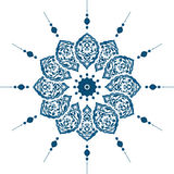 Traditional ottoman clean design Royalty Free Stock Images