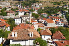 Traditional Ottoman House. From Safranbolu, Turkey Royalty Free Stock Images