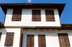 A Traditional Ottoman House Stock Images