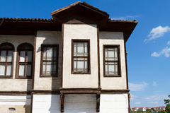 A Traditional Ottoman House Royalty Free Stock Photo