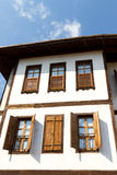 Traditional Ottoman House. A Traditional Ottoman House from Safranbolu, Turkey Royalty Free Stock Images