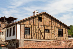 A Traditional Ottoman House. From Safranbolu, Turkey Stock Images