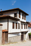 Traditional Ottoman House. A Traditional Ottoman House from Safranbolu, Turkey Royalty Free Stock Image
