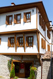 Traditional Ottoman House Royalty Free Stock Photography