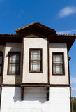 Traditional Ottoman House. A Traditional Ottoman House from Safranbolu, Turkey Royalty Free Stock Photos