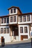 Traditional Ottoman House. From Kastamonu, Turkey Stock Photos