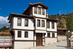 Traditional Ottoman House Stock Photos