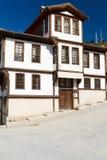 Traditional Ottoman House. From Kastamonu, Turkey Stock Photo