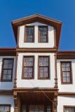 Traditional Ottoman House. From Kastamonu, Turkey Royalty Free Stock Image