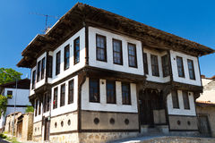 Traditional Ottoman House. From Kastamonu, Turkey Stock Images