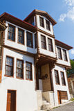 Traditional Ottoman House. From Kastamonu, Turkey Stock Image
