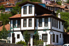 Traditional Ottoman House Stock Images