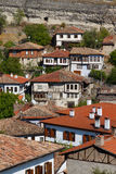 Traditional Ottoman Houses. From Safranbolu, Turkey Royalty Free Stock Images