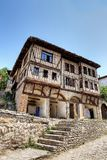 Traditional Ottoman Houses In Safranbolu, Karabuk, Turkey Royalty Free Stock Image