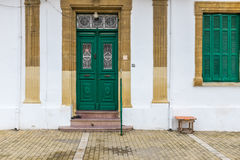 Traditional Ottoman townhouse, Nicosia, Cyprus Royalty Free Stock Photo