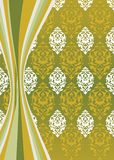 Traditional ottoman turkish design Royalty Free Stock Images