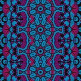 Traditional Ottoman Turkish Design. Background Stock Images