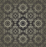Traditional ottoman turkish seamless design Stock Image