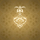 Traditional ottoman turkish seamless design Stock Images