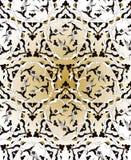 Traditional ottoman turkish seamless design Stock Photos