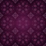 Traditional ottoman turkish tile illustration Stock Photos