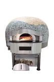 Traditional oven for cooking and baking pizza Stock Photography