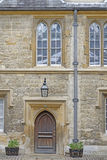 Traditional oxford house. Royalty Free Stock Photos