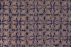 Traditional paisley pattern cashmere pashmina sample Stock Images