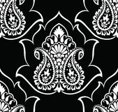 Traditional paisley wallpaper Stock Images