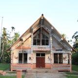 Traditional Palauan bay Royalty Free Stock Photo