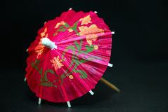 Traditional Paper Made Umbrella Royalty Free Stock Image