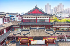 Traditional part of Shanghai, China royalty free stock photography