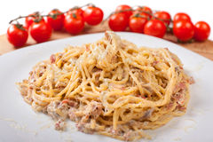 Traditional Pasta Stock Photography