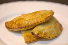 Traditional pasty Royalty Free Stock Photography
