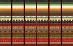 Traditional pattern Stock Images