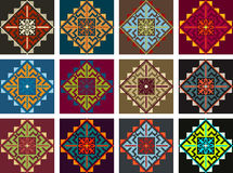 Traditional pattern Royalty Free Stock Photography