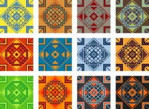 Traditional pattern Royalty Free Stock Photos