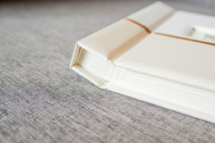Traditional photo album Stock Photography