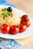 Traditional pilaf Royalty Free Stock Image