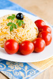 Traditional pilaf Royalty Free Stock Photography